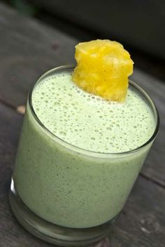 Pineapple Breeze Smoothie