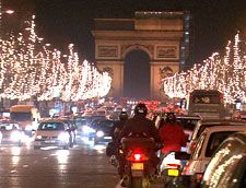 The City of Light ~ Paris In Winter By Steve Smith. Paris anytime.