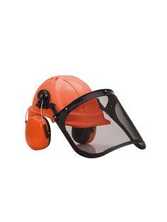 HEMLOCK KOMBİ KİT:   Bu profesyonel baş koruma kiti vizörü, kulak koruyucusu, güneşliği ve ense koruması ile paket halinde satılmaktadır. Vizör de ki Klas 1 optik dizayn sayesinde mükemmel bir görüş sunar.  Material: ABS Baret, Metal ag vizör, ABS / Polisitren kulak koruması Sertifika: EN 397, EN 352-3, EN 166 3B, EN 1731