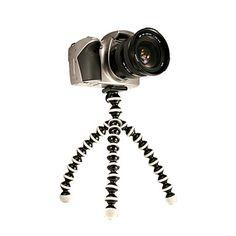 taille moyenne de type Gorillapod Trépied flexible balle jambe mini appareil photo numérique et caméscope (dce1006) de 78441 2017 à $6.94