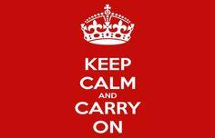 Resultado de imagem para simbolo do keep calm