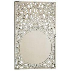 Etched Venezia Mirror