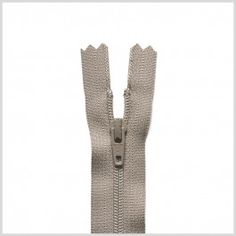 """This is a 9"""" regular zipper that comes in a variety of colors. Great for dresses, skirts, pants, and accessories."""