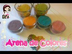 ♥♥♥ Arena de Colores ♥♥♥ - YouTube
