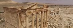 The ancient city of Palmyra was recently liberated from the Islamic State jihadists in central ...