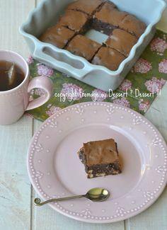 Brownie totalement décadent aux noix de cajou (à IG très bas)