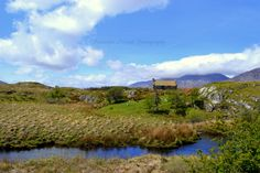 Little house in Connemara Co, Galway , Connemara a large area of stunning natural beauty