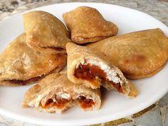 Empanadillas de sobrasada y queso - DIVINA COCINA