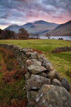 Wastwater, Lake District, England by Jason Connolly. Beautiful region worth exploring if you have a longer stay in England. Beautiful all year round! Interesting stops along the way up from London include Stratford Upon Avon and Chester. British Tours: www.britishtours.com