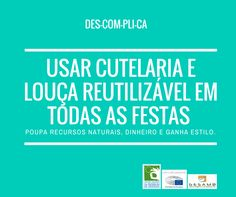 Semana Europeia da Prevenção de Resíduos - EWWR 2015