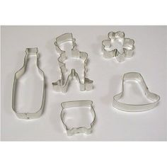 St. Patrick's Day Cookie Cutter Set  amazon