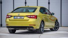 Škoda predstavila Superb s paketom opreme Sportline Limousin, Cars, Vehicles, Autos, Car, Car, Automobile, Vehicle, Trucks