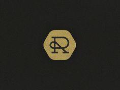 R_a #logo #design #inspiration