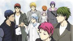 Kuroko no Basket OVA 75.5Q Full RAW | Kuroko no Basket Manga Extra ...