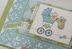 """""""Bundle of Love"""" Pop-up Blocks Card #1/2 - card """"front"""" (Site - general info only)"""