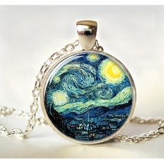 Van Gogh Necklace