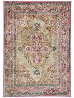 Teppich Vero Pink 80x150 cm