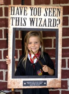 Harry Potter Party - Have You Seen This Wizard