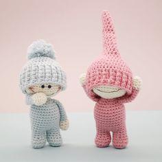 Amigurumi de ganchillo muñeca muñecas el poco por BubblesAndBongo