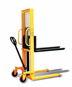 i-Liftequip PZ Series Hand Manual Stacker for Single Faced Skid Pallets, Lift Height, Length x - Width Fork, 2200 lbs Capacity Skid Pallet, Pallet Jack, Lifted Trucks, Chevy Trucks, Cooler Box, Heavy Equipment, 1 Piece, Manual, Pumps