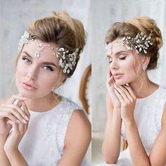 Участвую во флешмобе #mybestart2016 от #handmade_ru_jewellery и хочу поделиться своим любимым венц�... - СВАДЕБНЫЕ УКРАШЕНИЯ (@galinakarpushina)