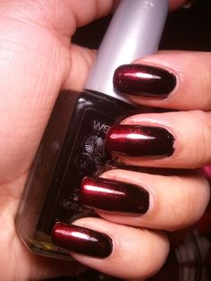 Valentine's Day Red and Black Gradient!
