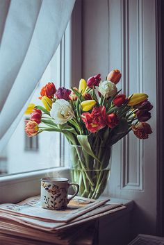 Flowers always make people better...   happier, and more hel…   Flickr