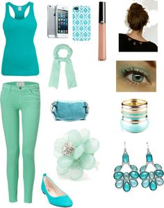 """""""Jenna's carnival date outfit"""" by kpthatsme ❤ liked on Polyvore"""