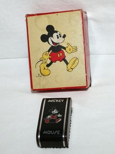 Electronics, Cars, Fashion, Collectibles, Coupons and Mickey Mouse, Hair Brush Set, Old Toys, Vintage Disney, Disneyland, Household, Cartoon, Retro, Friends