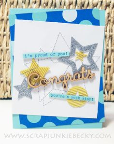 The Words of Truth stamp set is perfect for making encouraging cards! ~Becky Cowley