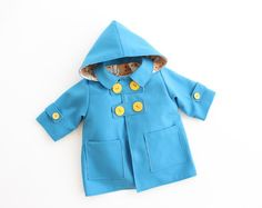 Looking for your next project? You're going to love WITTY BEAR Coat Raincoat 0-6yrs by designer PUPERITA.