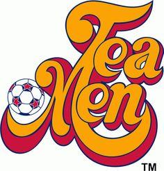 New England Tea Men Alternate Logo (1978)
