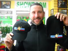 Promote Your Business With Baseball Caps! #baseballcaps #customembroidery  #acuplus www.acuplusamerica.com Blue Centerpieces, Centerpiece Wedding, Water Pearls, Promote Your Business, Custom Embroidery, Of Brand, Corporate Gifts, Brand Names, Beanies