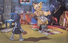 Reve-enka Childhood Memories, Norway, Fairy Tales, Kids, Painting, Table Names, Fox, Young Children, Boys
