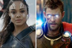 Thor And Valkyrie Set To Reunite In Men In Black Spinoff Images: Marvel/Disney In case youve missed it there have been talks of a 'Men In Black' spinoff for awhile now. And now we finally know who will play Agent J and K - who were formerly played by Will Smith and Tommy Lee Jones The Hollywood Reporter reported that there will be a mini 'Thor: Ragnarok' reunion after it was revealed that Tessa Thompson(who played Valkyrie) will join Chris Hemsworth in the alien-infested movie spinoff. We
