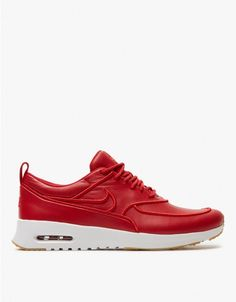 brand new 2ab5e eb4ff Nike   Air Max Thea Ultra SI in Red