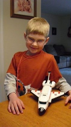 Autism Holiday Gift Giving - Legos