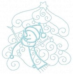 Enchanted All Year 15 - 3 Sizes! | What's New | Machine Embroidery Designs | SWAKembroidery.com Sealed With A Stitch