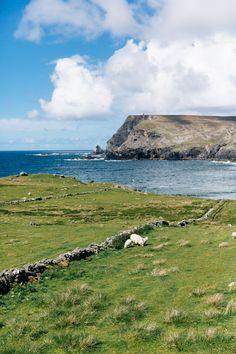 Munter mitgereist ... an Irlands Westküste nach Donegal mit Julia Hofmann | Hochzeitsblog - The Little Wedding Corner