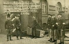 LeMO Chapter - Weimar Republic - Revolution 1918/19 - mutiny in 1918