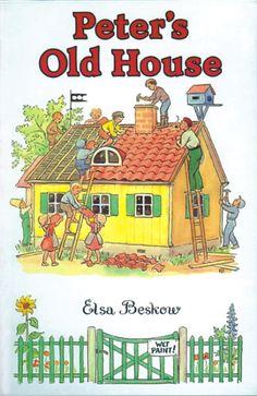 Elsa Beskow Childrens Books @ Waldorf Treasures fun adorable creative guide