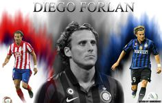 Diego Forlan Internazionale 2013 Wallpapers HD