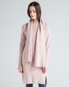 #VIPme ❤ Pink Wool Blend Casual Long Sweater. VIPme.com offers quality Pink, SIKYA Sweaters & Cardigans at affordable prices.