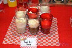 root beer floats...