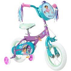 """12"""" Nickelodeon Dora Girls' Bike"""