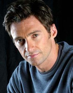 Hugh Jackman - gotta love a guy who can act, sing, and dance - not bad for a 43-year old ;-)