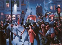 It's About Time: From New Orleans to the Harlem Renaissance - Archibald John Motley, Jr 1891-1981
