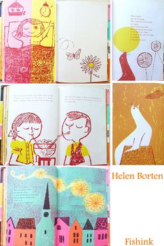Helen Borten A Creative and Illustrative Genius.