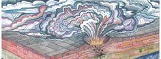 Supervulkane: Genug Magma für den Weltuntergang