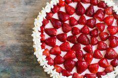 Готовим вместе: клубничный тарт Raspberry, Strawberry, Tart, Fruit, Food, Pie, Essen, Strawberry Fruit, Tarts